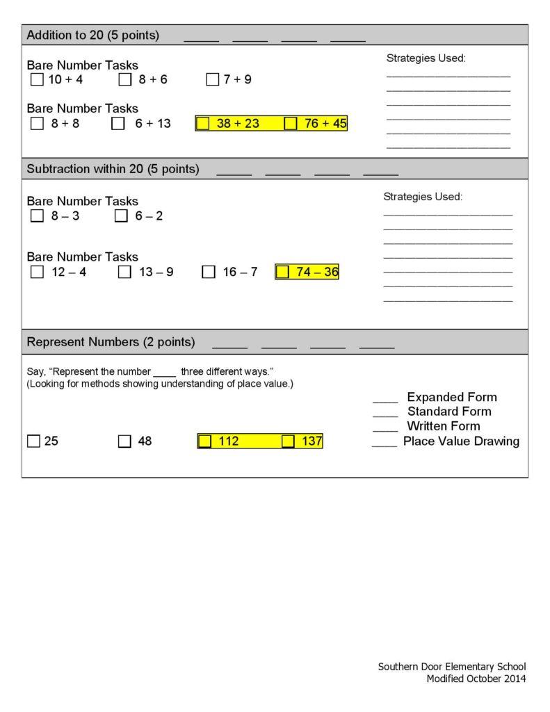 Workbooks » Houghton Mifflin Math Worksheets Grade 2 - Free ...